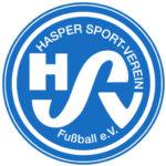 Hasper SV Fußball e.V. Vereinslogo.
