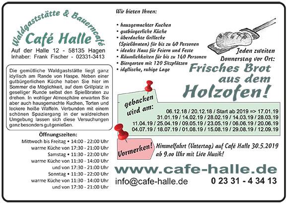 Cafe Halle