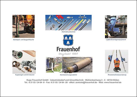 Frauenhof Industriebedarf und Umwelttechnik