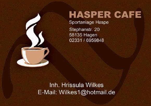 Hasper Cafe Wilkes
