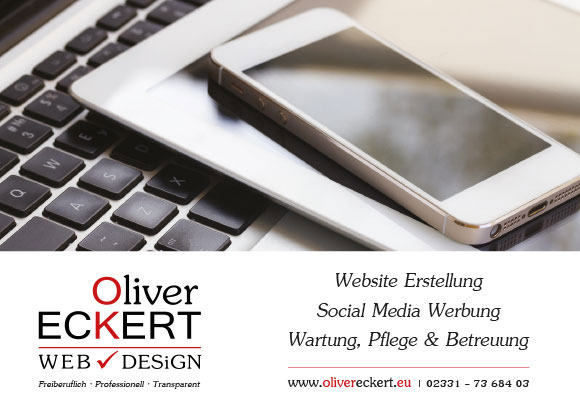 Oliver Eckert Webdesign & Social Media Marketing