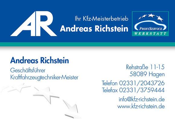 Kfz-Meisterbetrieb Andreas Richstein