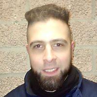 Trainer der F-Jugend Ibrahim Dirier